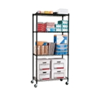 Storage Unit with 4 Wire Shelves, 31555