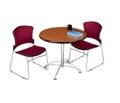 "Round Breakroom Table - 42"" Diameter, 44183"
