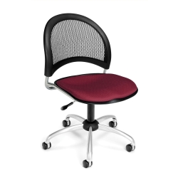 Moon Collection Mesh Task Chair, 56741