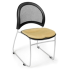 Moon Stack Chair with Mesh Back, CD03369