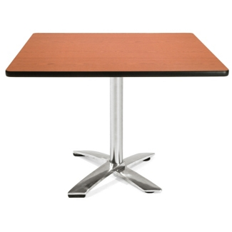 "Square Flip-Top Breakroom Table - 42"" , 41670"