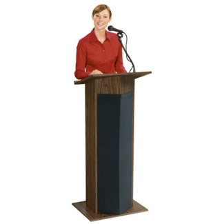 Lectern with Amplifier, 90312