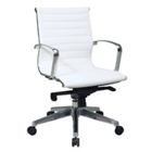 Mid Back Eco Leather Chair, CD01487