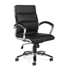 Designer Executive Leather Chair, 56809
