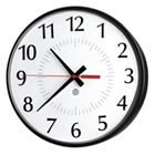 "Peter Pepper 10"" Wall Clock, 25230"