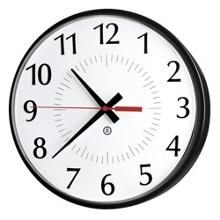"""Peter Pepper 10"""" Wall Clock, 25230"""
