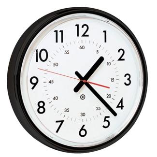 """Peter Pepper 12"""" Wall Clock, 25232"""