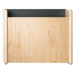 Peter Pepper HIPAA Wood Medical Chart Holder, 25245