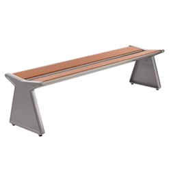 """Peter Pepper 72"""" Wing Bench, 25281"""