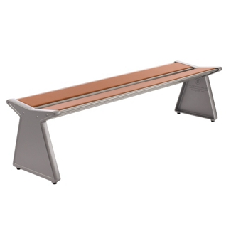 "Peter Pepper 72"" Wing Bench, 25281"