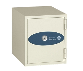 Fireproof Data Safe - .28 Cubic Ft Capacity, 31586