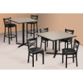 Standard and Bar Height Table Sets, 44023