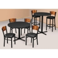 "29""H Standard and 42""H Bar Height Table Sets, 44024"