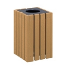 22 Gallon Trash Receptacle, 85186-1