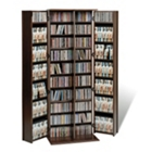 Prepac Locking Media Storage Cabinet, CD00352
