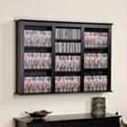 MultiMedia Triple Floating Wall Storage, CD00288