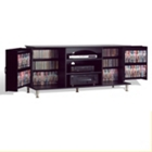 "60"" Plasma TV Stand and Multimedia Storage, CD00308"