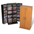 Tall Locking Media Storage Cabinet, CD00331
