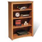 """Sonoma Oak Bookcase - 48""""H, CD00366"""