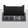 Power and Data Port for Merit Training Tables, 82067