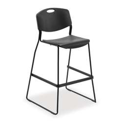 Antimicrobial Stacking Stool, 50975