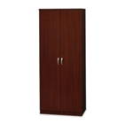 "Elite 79""H Wood-Door Storage Cabinet, 31864"