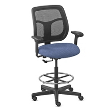 Mesh Drafting Stool, 56577