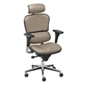 Upholstered Executive Chair with Headrest - Hundreds of Colors Available, 56581
