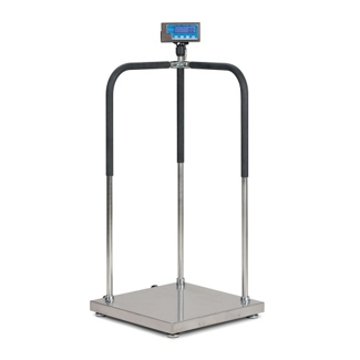 Brecknell Portable Medical Electronic Handrail Scale, 25450