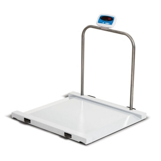 Brecknell Electronic Wheelchair Scale, 25453