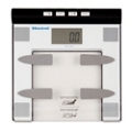 Brecknell Body Fat/Bathroom Scale, 25471
