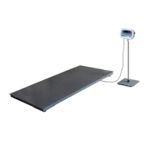 Brecknell 3000 lb Floor Scale, 25478