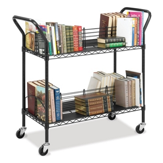 Wire Book Cart, 31839
