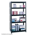 "Steel Shelving Unit 36.5"" W x 18.25"" D x 72"" H, 36331"
