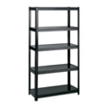 "Steel Shelving Unit - 36"" W x 24"" D x 72"" H, 36334"