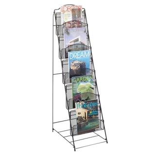Five Pocket Mesh Magazine Rack, 36343