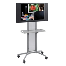 Mobile Flat Panel TV Stand, 43159