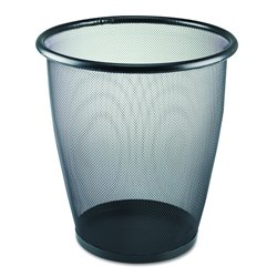 5-Gallon Steel Mesh Wastebasket