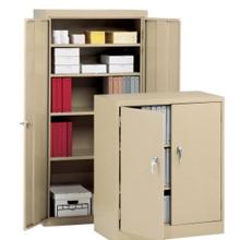 """Steel Storage Cabinet - 78""""H x 18""""D, 31063"""