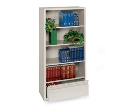 File Bookcase with Four Shelves, 32608