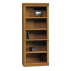 Carolina Oak Five Shelf Bookcase, 13056