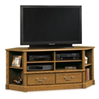 Carolina Oak Corner TV Stand, CD01836