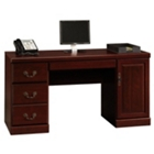 Computer Credenza with Storage Tower, CD01838