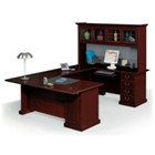 Executive Conference U-Desk with Hutch, CD01904