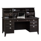 Executive Desk with Organizer Hutch, CD03611