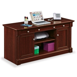 Credenza with Pull-Out Worksurface, 13440