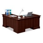 Palladia L-Shaped Desk with Right Return, CD07826