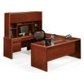 Executive U-Desk with Hutch, 15913