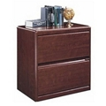 Classic Cherry Two Drawer Lateral File, 60655