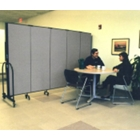 8' High Room Dividers Set Of 5, 20252